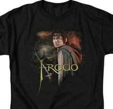 Lord of the Rings Frodo Baggins Ring bearer Elijah Wood graphic t-shirt LOR1021 image 2