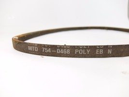 Used Cub Cadet 754-0468 Drive Belt fits 1170 - $5.00