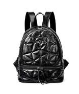 PIFUREN Women Fashion Genuine Leather Mini Backpacks Casual Daypack for ... - $77.36
