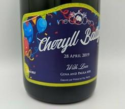 Personalised Champagne - congratulations, celebration, unique gift idea,... - $44.11