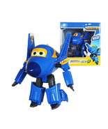 15cm Super Wings Deformation Airplane Robot Action Figures toys with box... - ₹3,239.23 INR