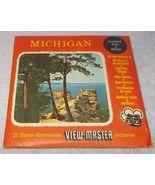 Sawyer's View Master Three Reel Set Michigan 1955 1-2-3 Promo Paper Pack... - $11.95