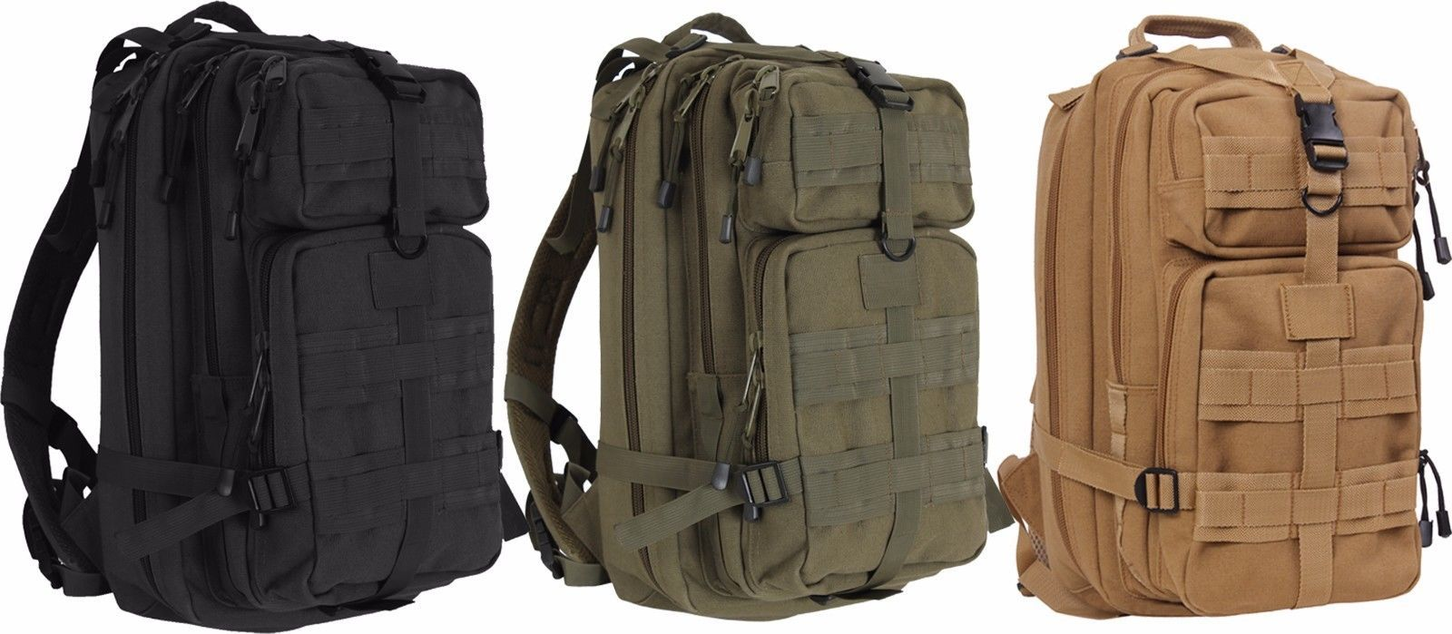 Canvas Medium Transport Backpack MOLLE and 49 similar items 1e413de54f4