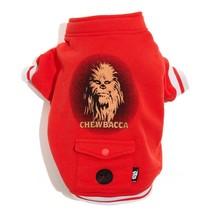 Star Wars Chewbacca Dog Fleece Jacket Alert Series Pet Coat Size Large - $13.45