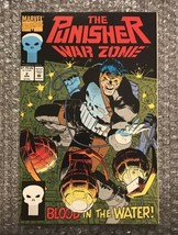 The Punisher War Zone #2 - 1992 Marvel Modern Age Comic Book - HIGH GRADE - $7.84