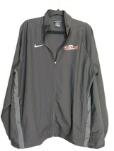 New Men's Nike Basketball FIBA Qualifying Tournament 2020 XL Black Jacket - $59.99