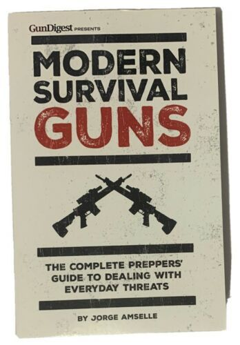 Primary image for Modern Survival Guns - Complete Preppers Guide To Everyday Threats Gun Digest