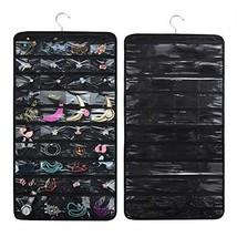 Realdios NonWoven Hanging Closet Accessory Jewelry Holder Organizer 80po... - $15.02