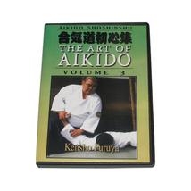 Shoshinshu Art of Aikido #3 Commitment & Perseverance DVD Kensho Furuya  - $22.00
