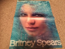 Britney Spears teen magazine poster clipping looks icey Bravo Teen Beat Bop