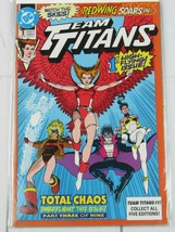 Team Titans #1 Red Wing September 1992 DC Comics - C4361 - $1.99