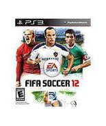 FIFA Soccer 12  (Sony Playstation 3, 2011) - $7.56