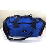 VTG Polo Sport Ralph Lauren Gym Bag Spellout Duffle 90s Bear Stadium Sno... - $44.00