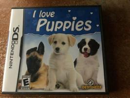 I Love Puppies (Nintendo DS, 2010) - $5.93