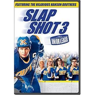 Slap Shot 3 - The Junior League Dvd