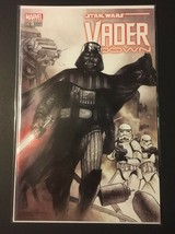 Star Wars Vader Down Comic Book #1 Variant Edition Marvel BAM Box Exclusive COA - $4.70