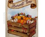 Harvest Time - Impressions Decorative House Flag H192299-BO