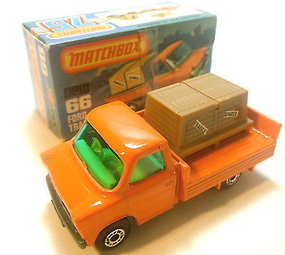 Vintage 1977 Matchbox Lesney  Ford Transit MPN 66 NIB