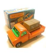 Vintage 1977 Matchbox Lesney  Ford Transit MPN 66 NIB - $31.78