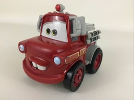 Fisher Price Cars Shake N' Go Mater the Greater Emergency Fire Truck 2009 Toy - $24.91