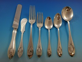 Mount Vernon by Lunt Sterling Silver Flatware Set For 12 Service 91 Pieces - $5,495.00
