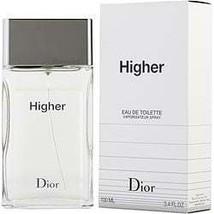 Higher By Christian Dior Edt Spray 3.4 Oz - $134.38