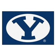 """Fanmats NCAA BYU Cougars Starter Mat Area Rug 19""""x 30"""" Delivery 2-4 Days - $24.74"""
