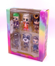 """HOT TOYS SUICIDE SQUAD SERIES 2 COSBABY HARLEY QUINN JOKER COSB322 4"""" FI... - $60.99"""