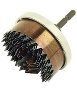 SK11 Impact Drill Woodwork Hole Saw 25-65mm 8 sizes - $35.99