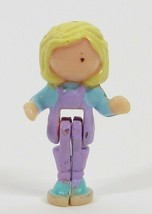1995 Vintage Polly Pocket Doll Swinging Pretty - Polly Bluebird Toys - $6.00