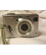 Sony Cybershot DSCW5 5.1MP Digital Camera with 3x Optical Zoom (OLD MODEL) - $20.00