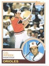 2011 Topps 60 Years Of Topps #60YOT-91 Cal Ripken Jr. Orioles NM-MT - $6.00
