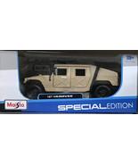 Maisto - 31974  - Hummer Humvee - Scale 1:27 - Desert Sand - $23.71