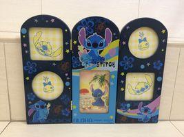 Disney Lilo and Stitch Window Frame Figure Model. Hawaii Theme. Rare Item - $46.00