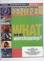 Christian Science Journal - April 2, 2007 - What are we Worshipping?, My... - $0.89
