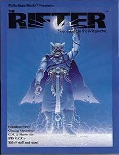 The Rifter #1 [Jan 01, 1998] Pal; Steven Trustrum and Shawn Merrow