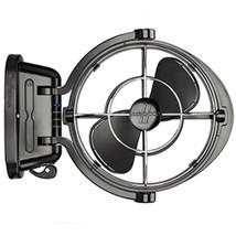Caframo Sirocco II 3-Speed 7 Gimbal Fan - Black - 12-24V - $109.99