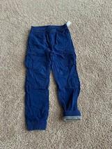 BNWT GapKids Jersey-Lined Cargo Joggers, big boys, XXL(14-16), Cobalt blue - $25.74