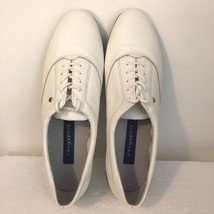 NEW Easy Spirit Motion Women's White Leather Sneakers 9 US - €35,85 EUR