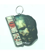 THE WALKING DEAD KEYCHAIN KEYRING zombie walker key chain ring just funk... - $15.84
