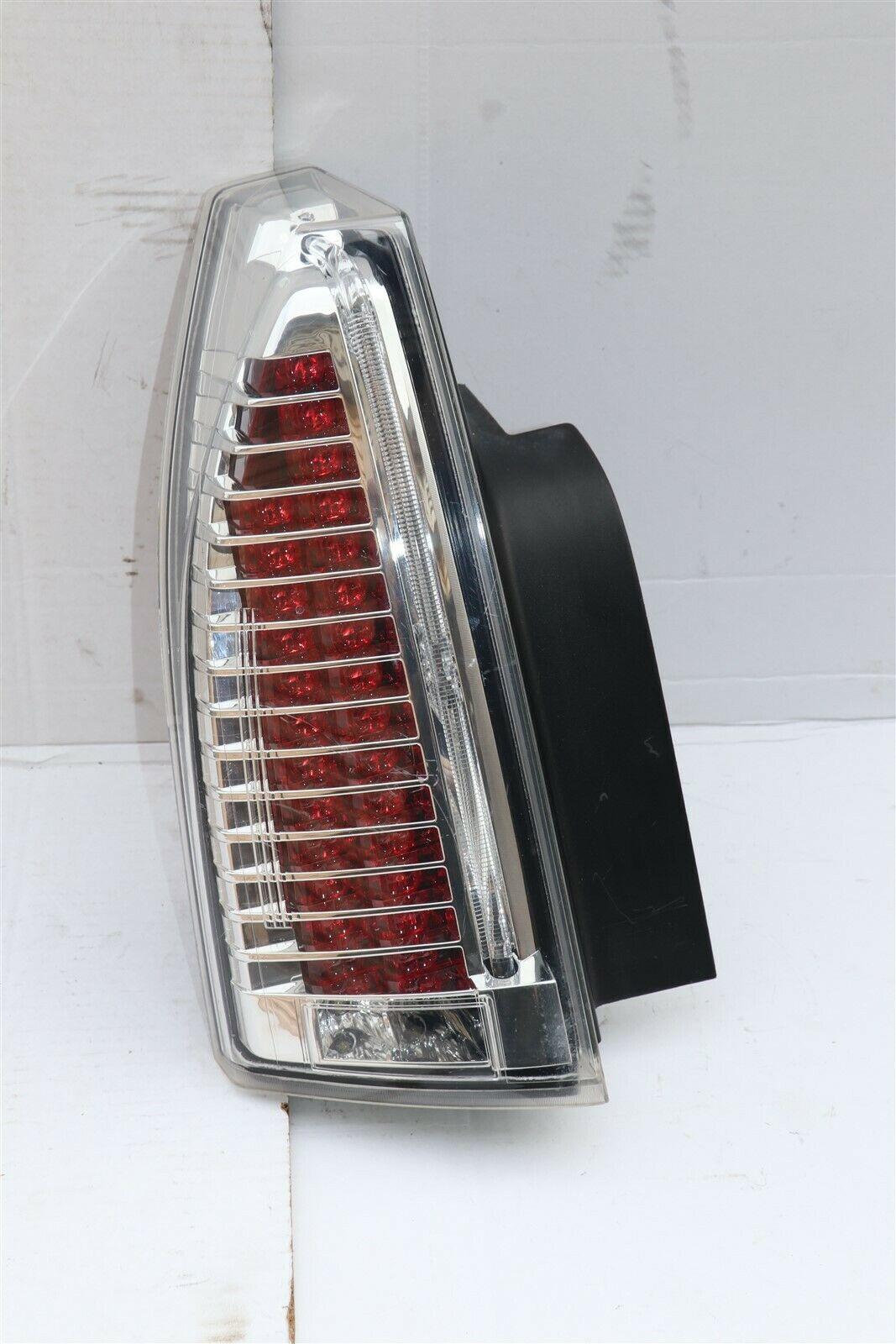 08-13 Cadillac CTS 4 door Sedan Euro LED Rear Tail Light Lamp Driver Left LH
