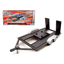 Trailer For 1/18 Scale Diecast Cars by Motormax 76009 - $37.09