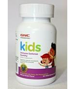 GNC Milestones Kids Immune Defense Gummy, Grape, 60 Gummies, Expires 06/2022 - $18.56