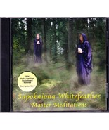 Sapokniona Whitefeather Sealed CD - Master Meditations (Native American) - $49.75
