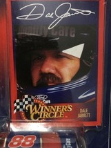 1997 Stock Car Series Winner's Circle #88 Dale Jarrett - $13.88