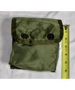 NEW OD Medic Pouch First Aid USGI Army USMC USGI with 2 ALICE clips - $2.96