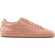 Puma Suede Classic x Mac One Creme De Nude Womens Sneakers 366289 01 - £49.44 GBP