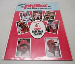 1978 Baseball The Phillies Way Playing Tips from the Phillies Magazine 2... - $11.76