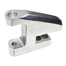 GM SB 267/283/302/305/307 10SI Aluminum Short Water Pump Alternator Bracket image 6