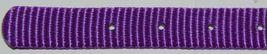 Valhoma 720 12 PR Dog Collar Purple Single Layer Nylon 12 inches Package 1 image 3